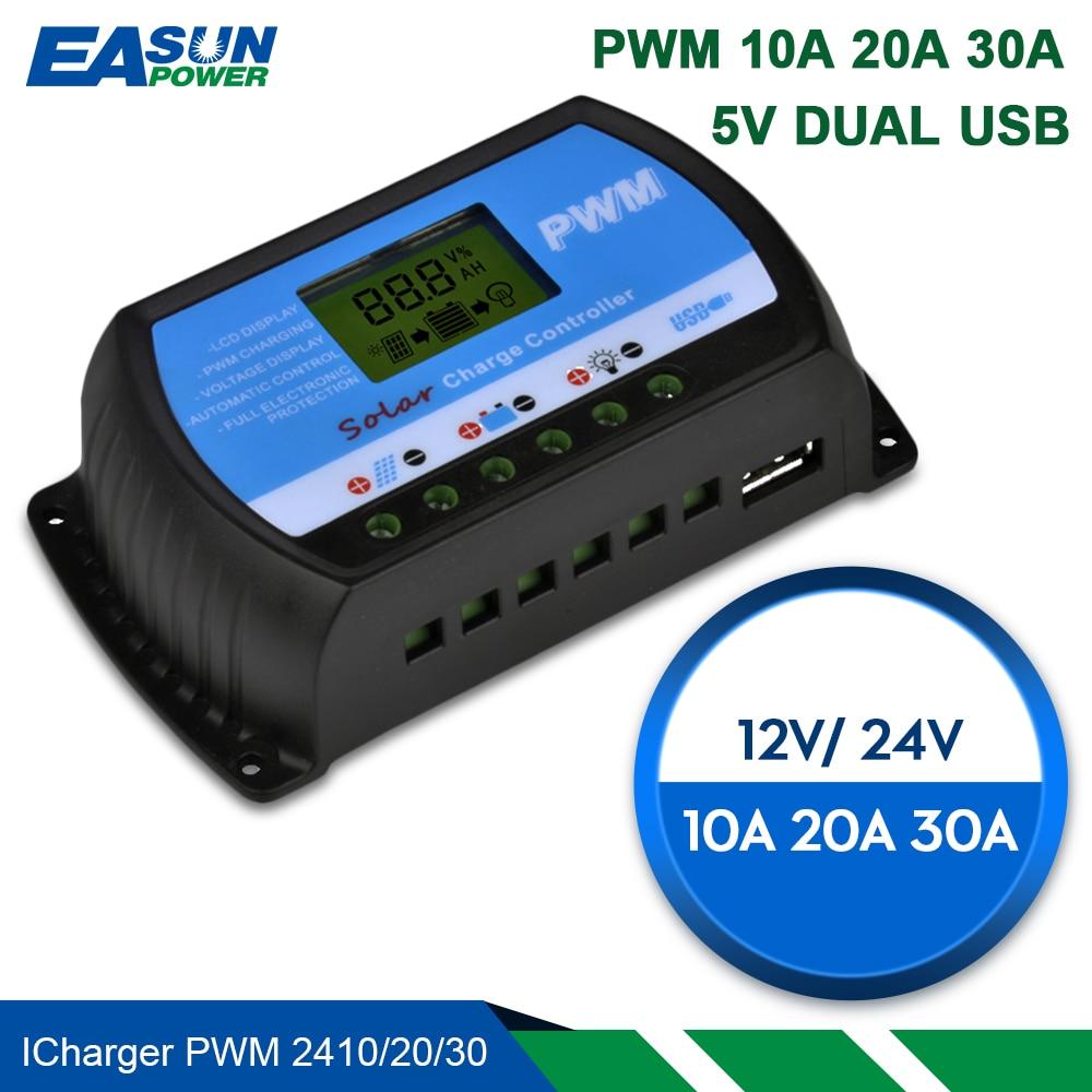 10 A 24V-12V buck boost MPPT solaire régulateur-Garantie 5 ans-Chargeur Batterie