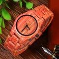 BEWELL Люксовый Бренд Женщины Кварцевые Часы, ручной Красочные Древесины Бамбука Моды Случайные Часы, япония Движение Водонепроницаемые Наручные Часы