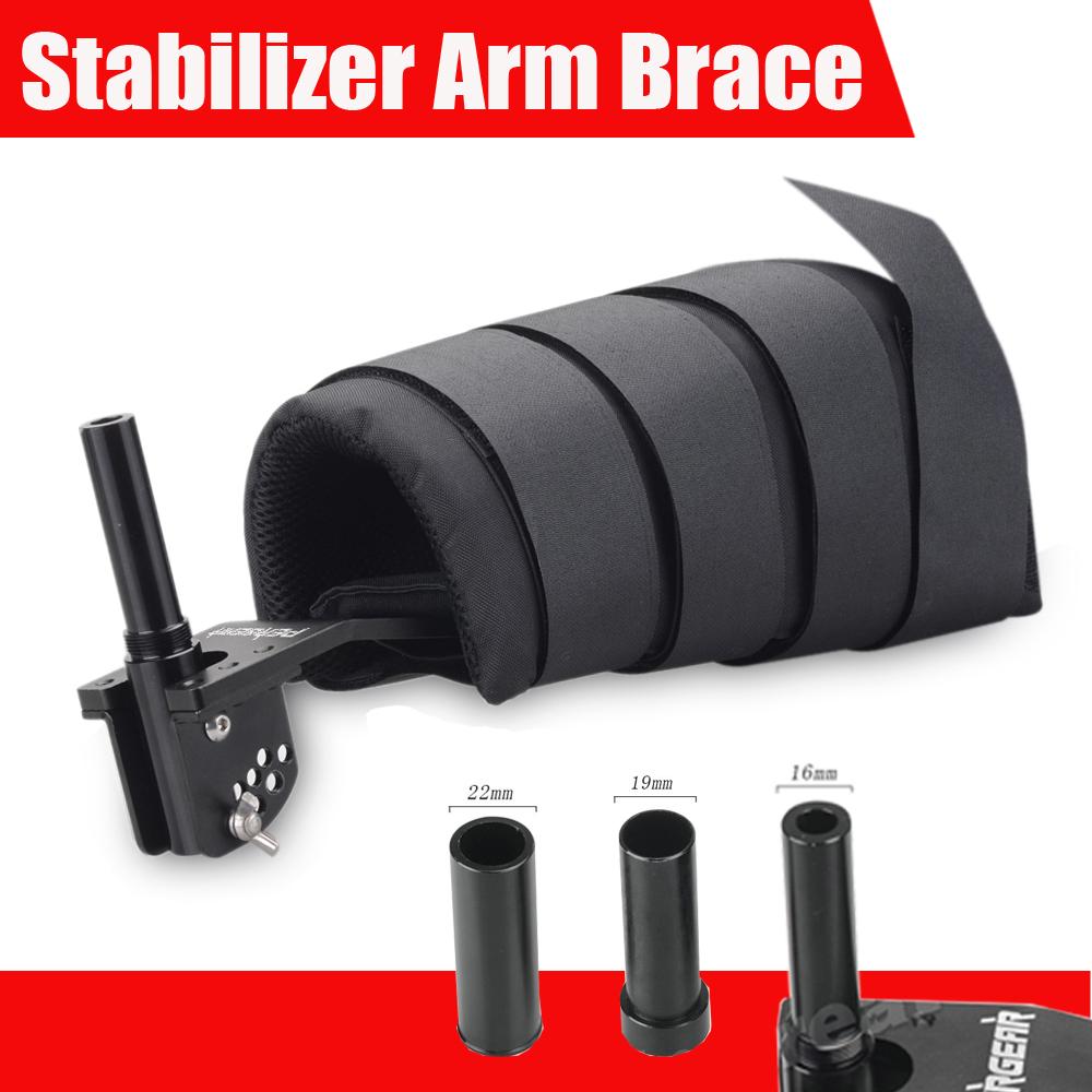 Prix pour Pergear PF1 Stabilisateur Bras Brace Support de Poignet pour Cam Caméra Vidéo Stabilisateur Steadicam Steadycam P0016371