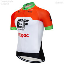 797a7be9b1e ... 2018 Orange EF Cycling Wear UCI Team PRO Mens Summer MTB Ropa Ciclismo  Maillot Cycling Jersey ...