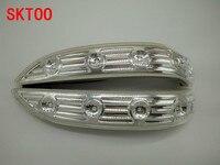 SKTOO 2pcs Rear View Mirror Lamp For 2009 2011 2013 2015 Hyundai IX35 Rear View Mirror