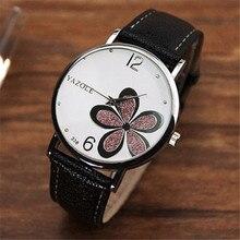 2018 Новый Для женщин Часы женский часы кварцевые часы дамы кварцевые дропшиппинг наручные часы l306