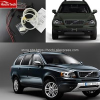 HochiTech Ccfl Angel Eyes Kit White 6000k Ccfl Halo Rings Headlight For Volvo XC90 2010 2011