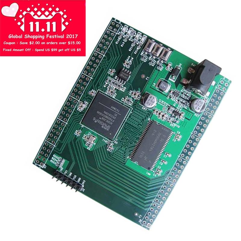 XILINX FPGA Spartan6 Development Board XILINX FPGA SDRAM Spartan-6 Core Board XC6SLX16 32MB Micron MT48LC16M16A2 ...