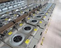 Вентилятор фильтра ФФУ эффективный очиститель воздуха фильтр сто ламинарный чистой сарай