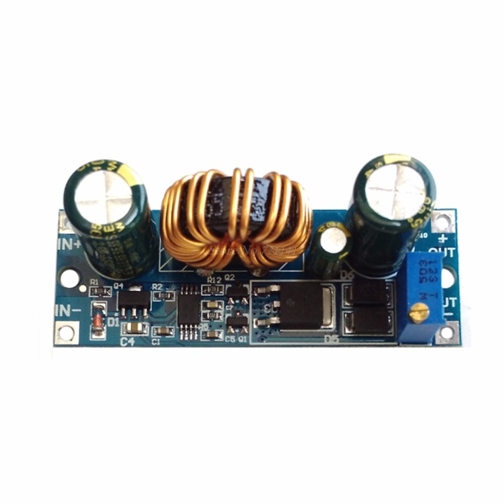Dc 12v Battery Low Voltage Cut Off Switch Controler Excessive Protection Circuit High Electronics Circuits Automatic Auto Buck Boost Step Up Down Regular Breadboard Power Supply