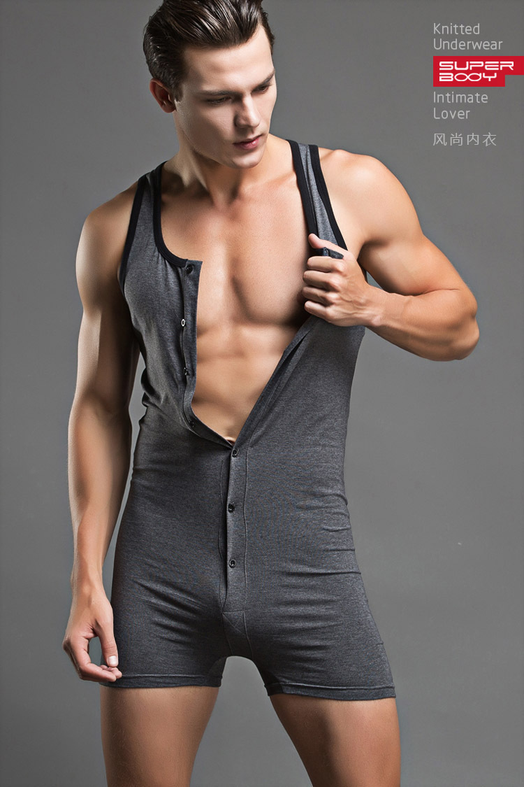 Sexy Men Bodysuit 1PCS Sexy Men Bodywear Bodysuit Brand