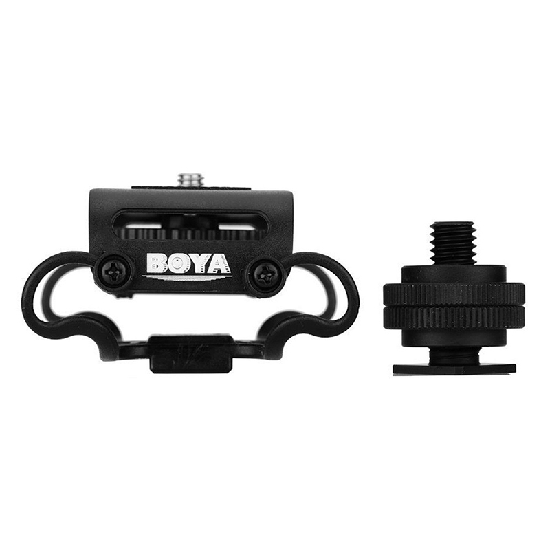 Microphone Shock mount Digital Recorder for Zoom H1/H4n/H5/H6 Sony PCM-M10  Tascam DR-40 DR-05 BY-C10 Microfone Shockmount