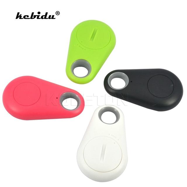 Kebidu 4 Farbe Smart Tag Drahtlose Bluetooth 4,0 Tracker Tasche Brieftasche pet Key Finder GPS Locator itag anti-verloren alarm Erinnerung
