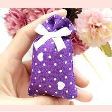 Freshing Smells Lavender Tulip Rose Smell Clean Air Bag Fragrant Scent Car Home Living Room Closet Dresser Basket Sachet