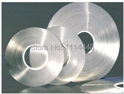 1 kg/lot 0.2*10mm feuilles de bande de plaque de Nickel pur 99.96% pour 18650 bloc de batterie de puissance soudeuse par points de soudage par points
