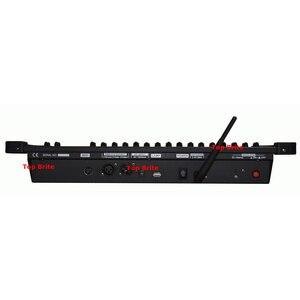 Image 3 - 2020 Быстрая доставка 1 шт./лот DMX 200 беспроводной контроллер DMX 512 DJ DMX консоль оборудование для сцены вечерние свадебные события освещение