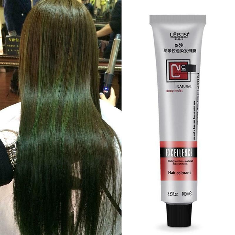 1 Pcs Hair Tint Colorant Semi Permanent Long Lasing Hair Cream Color Dye Paint @ME881 Pcs Hair Tint Colorant Semi Permanent Long Lasing Hair Cream Color Dye Paint @ME88