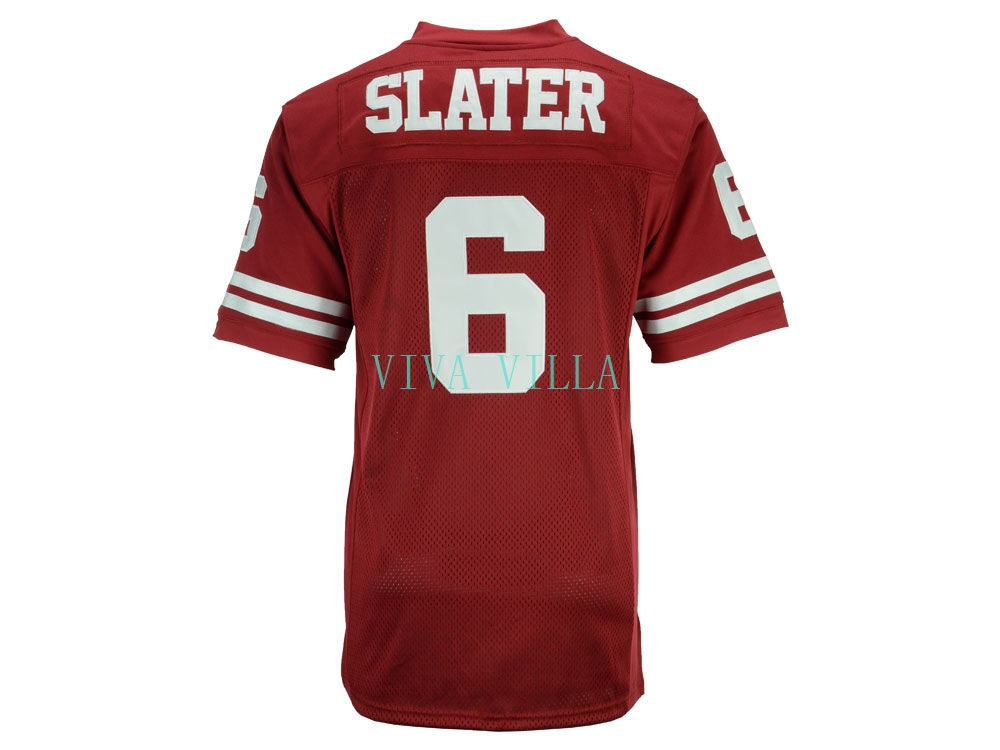 ca64147ef43 Buy ac slater bayside football jersey and get free shipping on  AliExpress.com