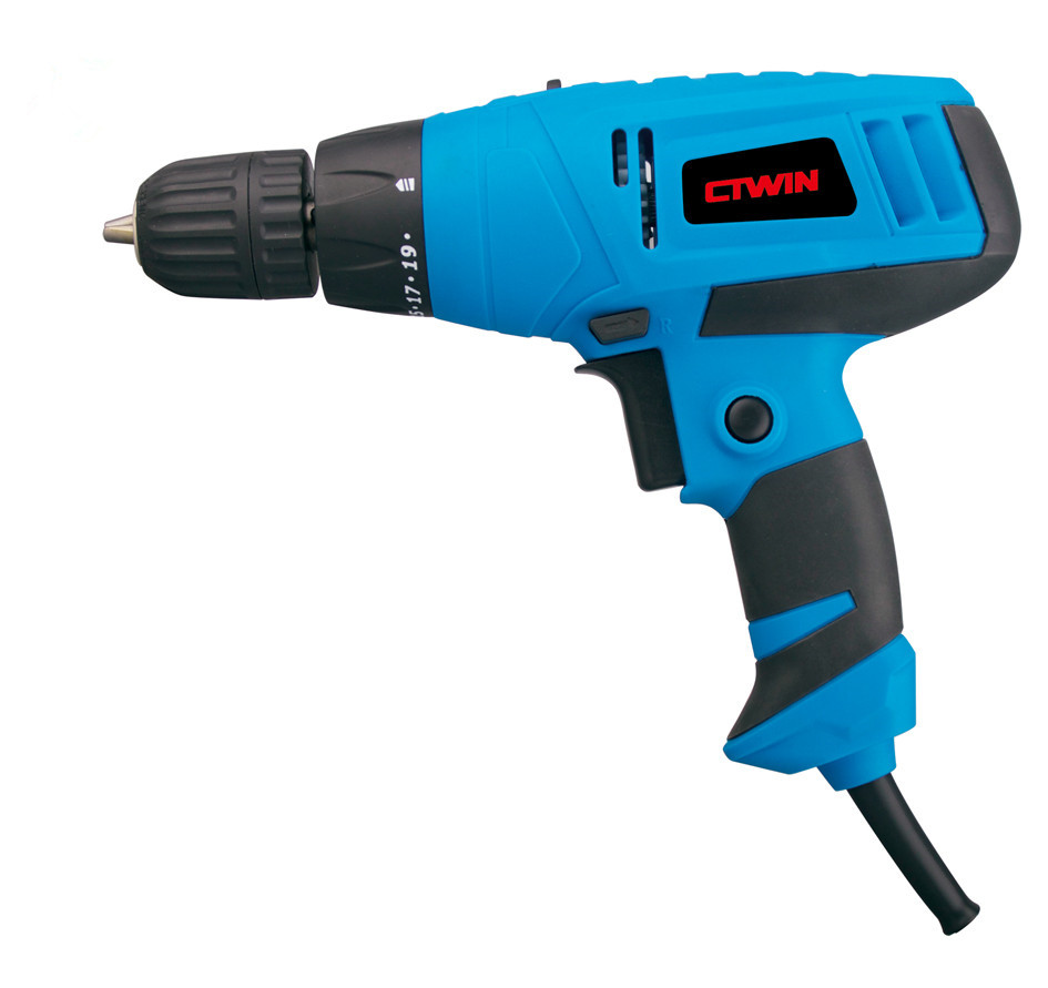 Plug-in electric 300W Electric Screwdriver /Small Drill/Driver Mini Power Tools 10MM Household & Office DIY Drill