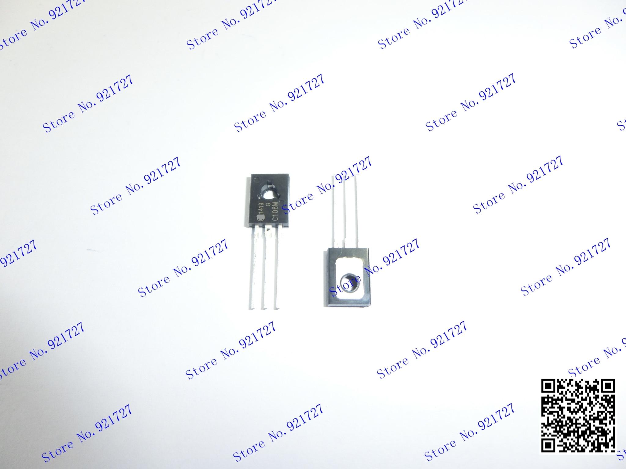 10pcs C106MG C106M C106 TO-126