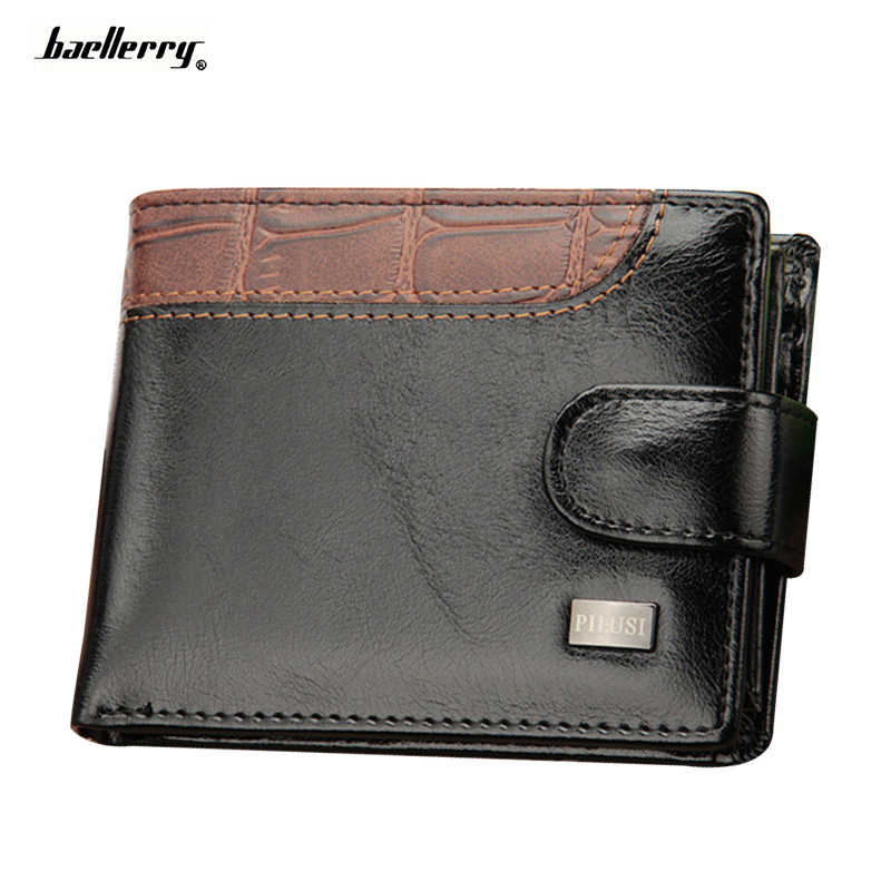 18ccd55fdd59 Detail Feedback Questions about Wallet Men Credit Card Holder Male ...
