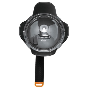 6 inch GoPro Dome Port with Lens hood for GoPro Hero 3+/4  2.0 version