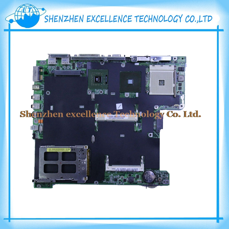 A6K Laptop Motherboard Mainboard For Asus integrated 100% tested well free shipping