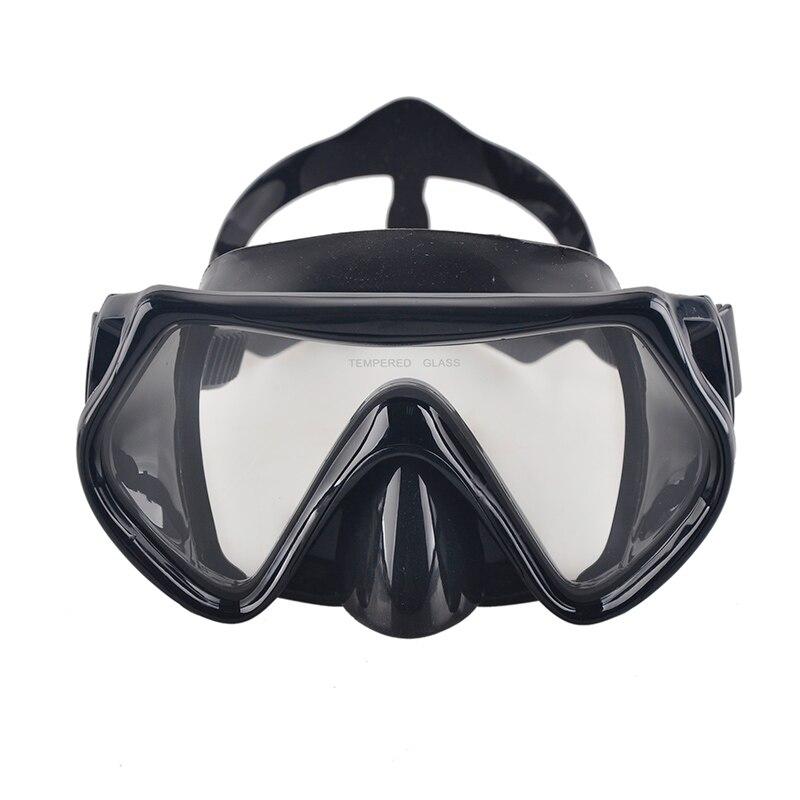 Peşəkar Scuba Dalğıc Maskası Snorkel Duman əleyhinə - Su idmanı - Fotoqrafiya 3