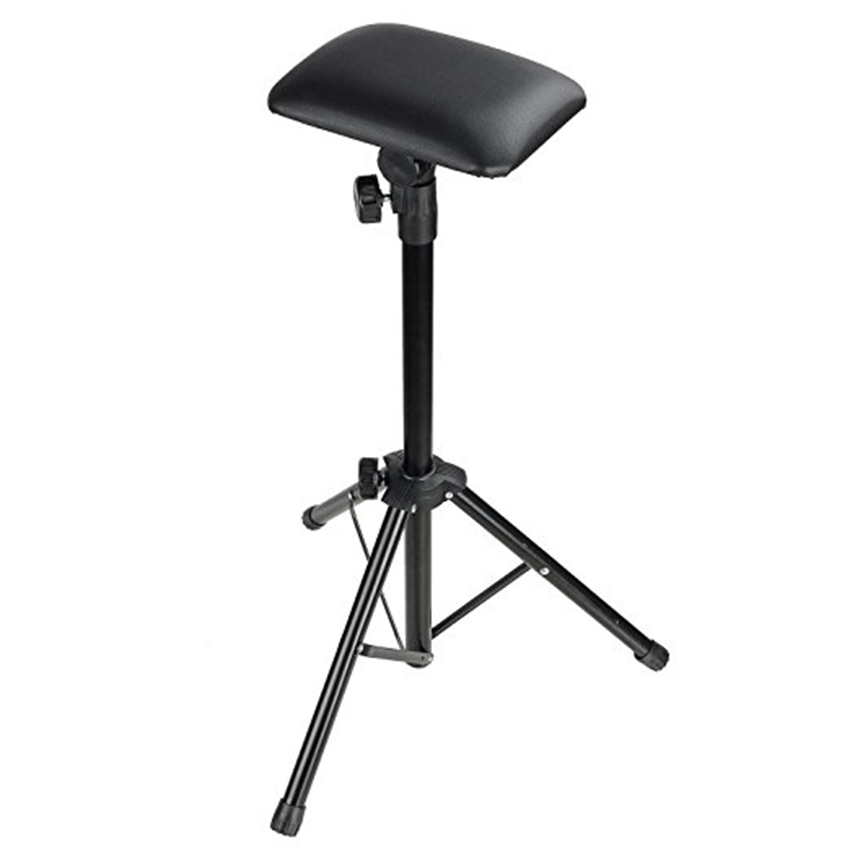 Portable Tattoo Arm Rest Holder Relax Stand Adjustable Tattoo Bracket Iron Frame Tripod Machine for Tattooing
