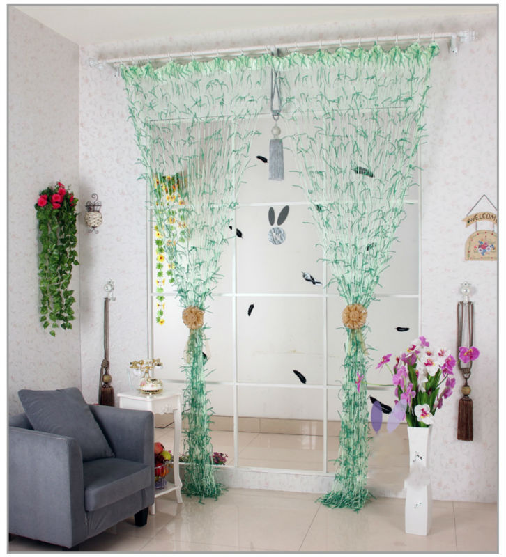 living room partition curtains free standing korean style willows partition curtains for living room the finished room dividers line string home decoration backdropin curtains from home