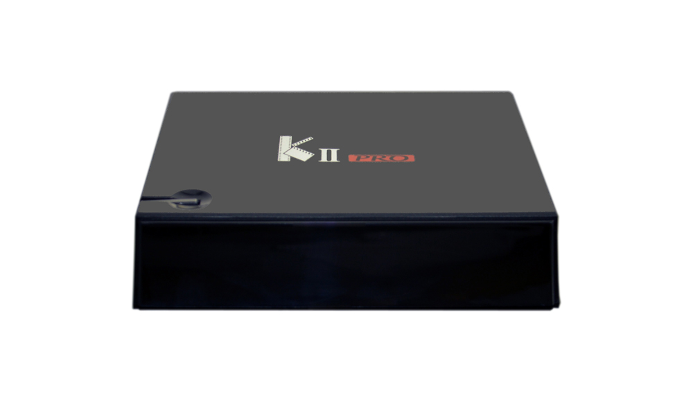 3pcs/lot KII Pro Android TV Box 2GB+16GB DVB-S2 DVB-T2 Kodi Pre-installed Amlogic S905 Quad-core Bluetooth Smart Media Player k1 dvb s2 android 4 4 2 amlogic s805 quad core tv box