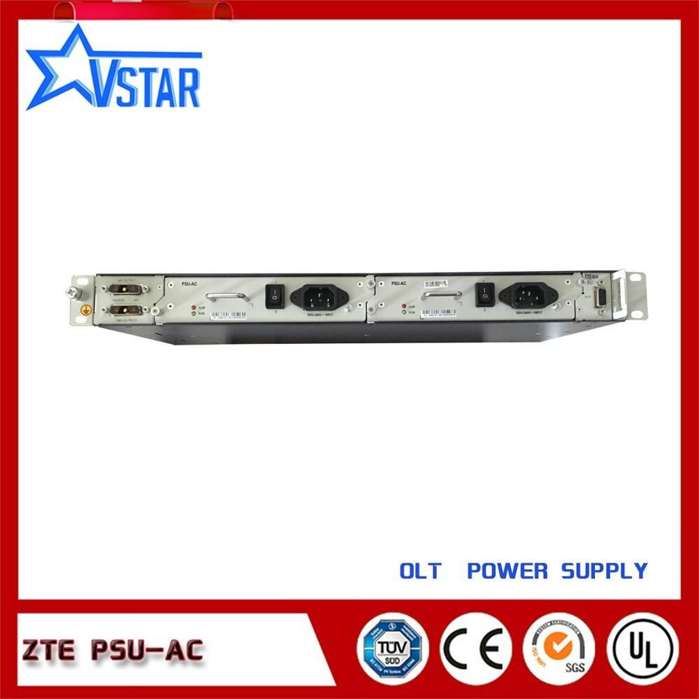 ZTE PSU-AC 30A Redresseur avec 2 pièces module changement 220 V AC 48 V DC pour C300/C320 OLT