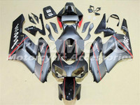 ACE KITS New ABS Injection Fairings Kit Fit For HONDA CBR1000RR 2004 2005 CBR1000RR 04 05 Silver F87
