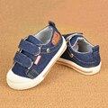 Весна осень детская обувь детское детские мальчиков джинсы парусиновые туфли свободного покроя кроссовки crianças Sapatos S2704