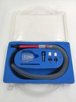 SAT7476  High-Speed Air Micro Die Grinder Kits Mini Pencil Polishing Engraving Tool Grinding Cutting Pneumatic Tools