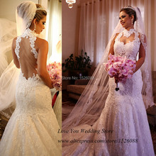Lave U Me Vestidos Para Bodas Real Wedding Dress Backless