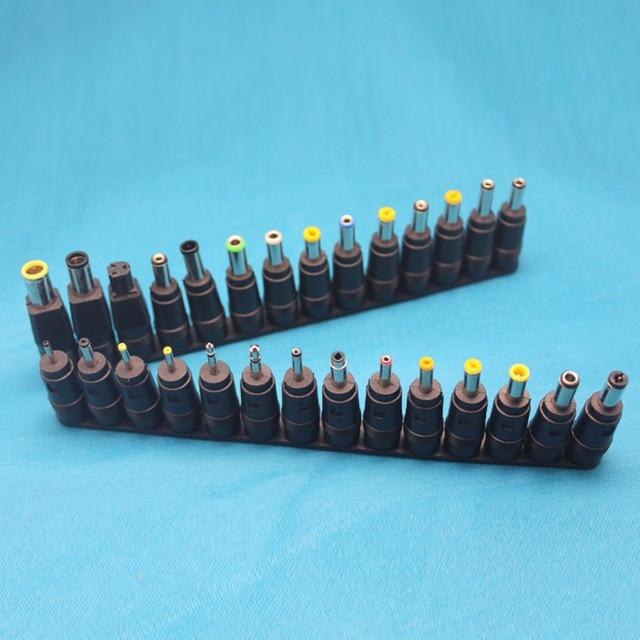 28 pièces universel 5.5*2.1 femal ordinateur portable DC alimentation adaptateur connecteur prise AC DC Jack chargeur connecteurs ordinateur portable tête de Conversion