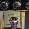Universal 5 Manual Speed Car Gear Knob LED 5MT Auto Shift Lever Knob 6MT