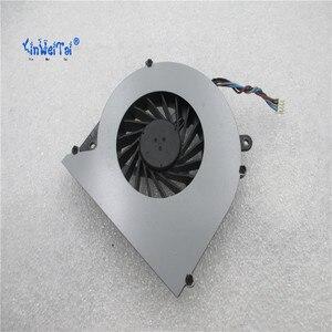 Image 1 - Ventilador de refrigeración para Toshiba C850 T03B T05B TOSHIBA L850 L850D C855 C855D portátil KSB0505HB BK48 4pin V000270070 6033B0028701