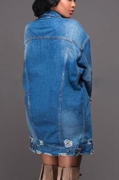 Oversized Denim Jacket 3