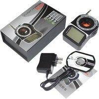 GPS GSM de Señal WIFI G4 RF Rastreador Buscador Bug Cámara Oculta Espía Detector Anti Candid Camera Detector
