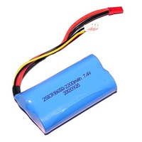 MJX F45 F645 RC Helicopter Spare Parts More Capacity Battery 7 4V 2200mah Free Shipping