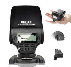 Mini TTL dużych prędkości sterowania lampa błyskowa lampa błyskowa Speedlite do aparat Nikon D810 D5500 D750 D7200 D7100 D3300 D5300