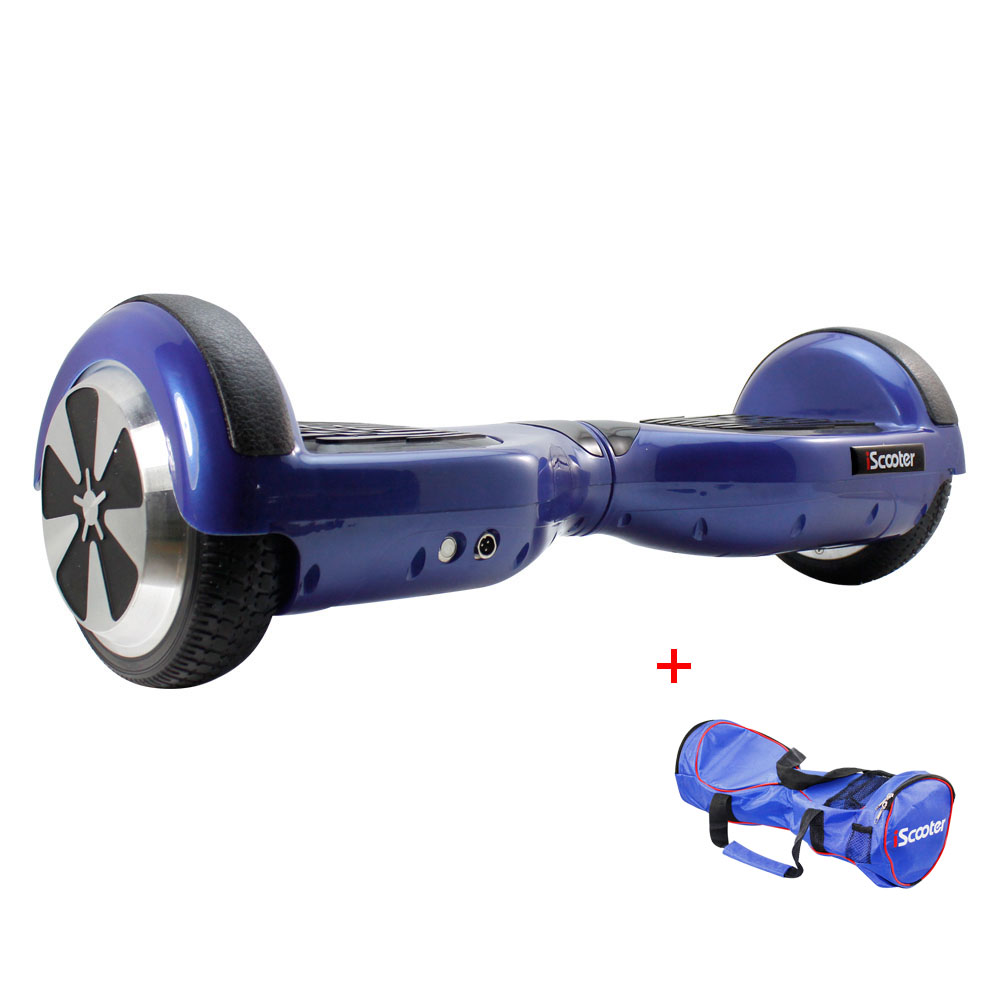 iScooter Self Balancing Hoverboard or two-wheel Skateboard with LED Light 5