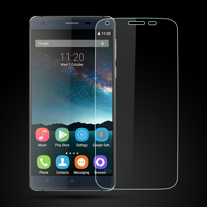 Oukitel K6000 Tempered Glass 100 Original Screen Protector For Oukitel K6000 Mobile Phone Protective Accessories Guard