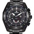 Relojes hombres marca de lujo reloj deportivo multifunción reloj de pulsera de cuarzo de acero inoxidable relojes de buceo 30 m militar pagani design