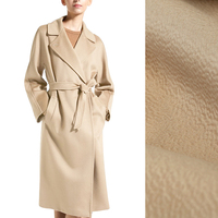 780 см шириной 150 г/м вес свет кофе цвет одноцветное волна воды Lambsdown осень зима пальто куртка Верхняя одежда ткань E914