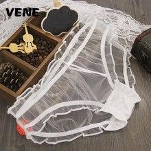 Ultra-thin mesh Seamless Transparent Sexy Bragas