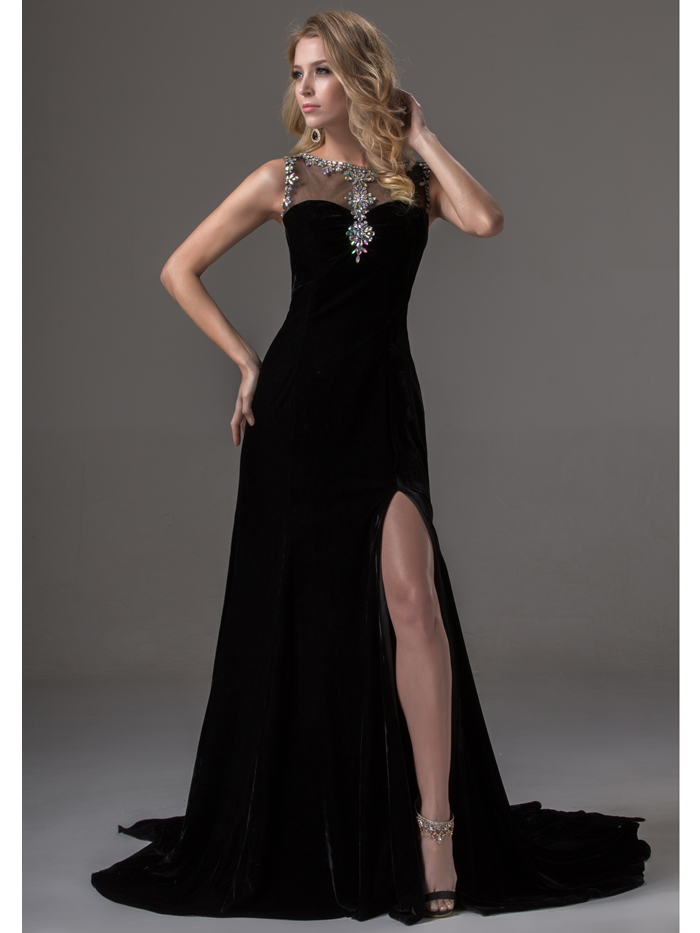 Classic Evening Dress