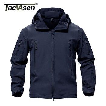 TACVASEN Premium Heavy-Duty Waterproof Winter Jacket