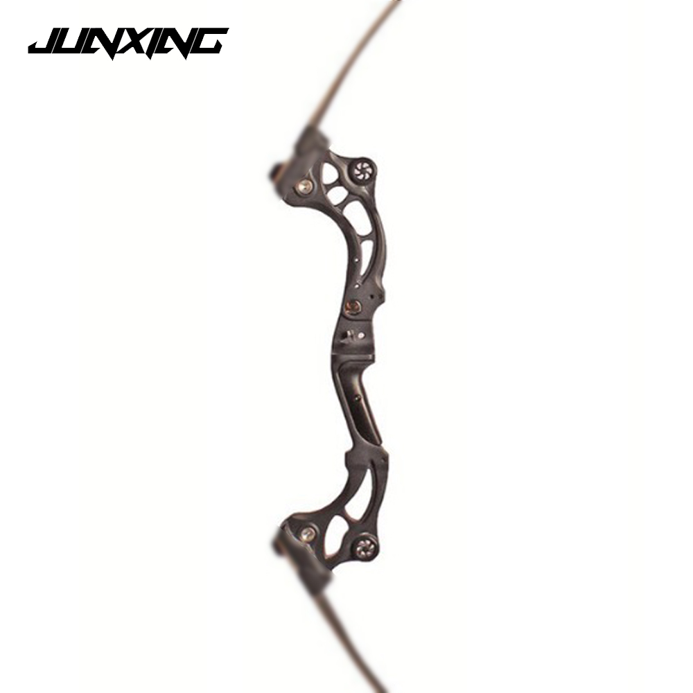 F163 Recurve Bow Riser For Outdoor Archery Hunting Shooting Game