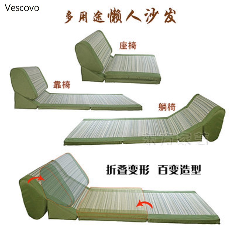 Cool And Comfortable Folding Japanese Traditional Tatami Mattress Rectangle Large Foldable Floor Straw Mat For Yoga Sleeping