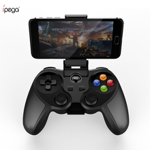 Big discount iPEGA PG-9078 Gamepad PC Wireless Bluetooth Game Controller with Telescopic Holder for Android IOS Phone PC