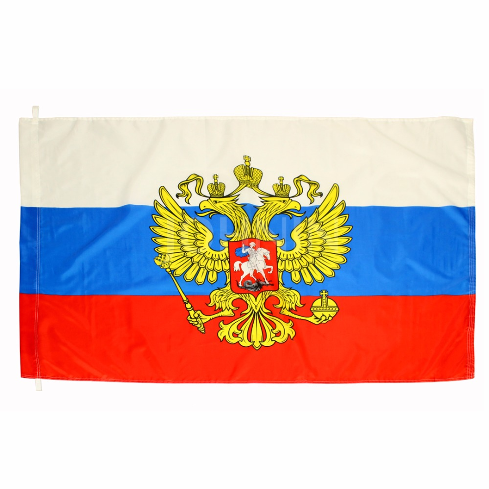 New large The Russia National Flag 3x5FT 90x150cm RUS BDRG ... |Russian National Flag